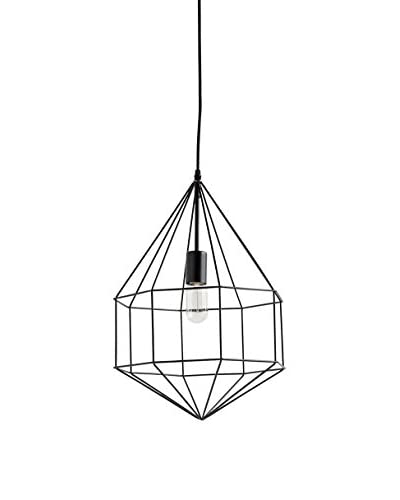 Mercana Idanna II 1-Light Pendant, Black