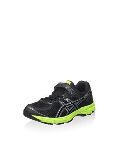 Asics Zapatillas de Running Gt-1000 4 Ps Negro / Onix / Amarillo