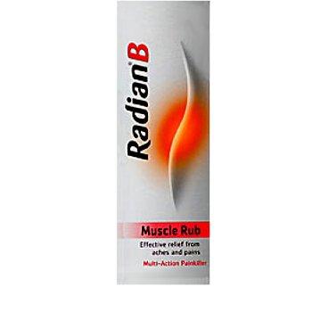 Radian-B muscle rub 100g
