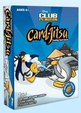 Disney Club Penguin Dojo Jitsu Trading Card Game Set Contains 23 Game Cards, 3 Code Cards 2 sticker sheets - 1