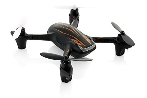 Hubsan-H107P-X4-Plus-Quadcopter-Black