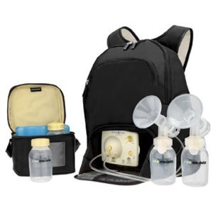 Best Review Of Medela 57062 Pump In Style Advanced Breast Pump w/ Backpack (RECONDITIONED)