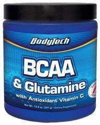 BCAA et GLUTAMINE