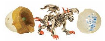 Mega Bloks Plasma Dragons 9538 Sawskreetch Series 9