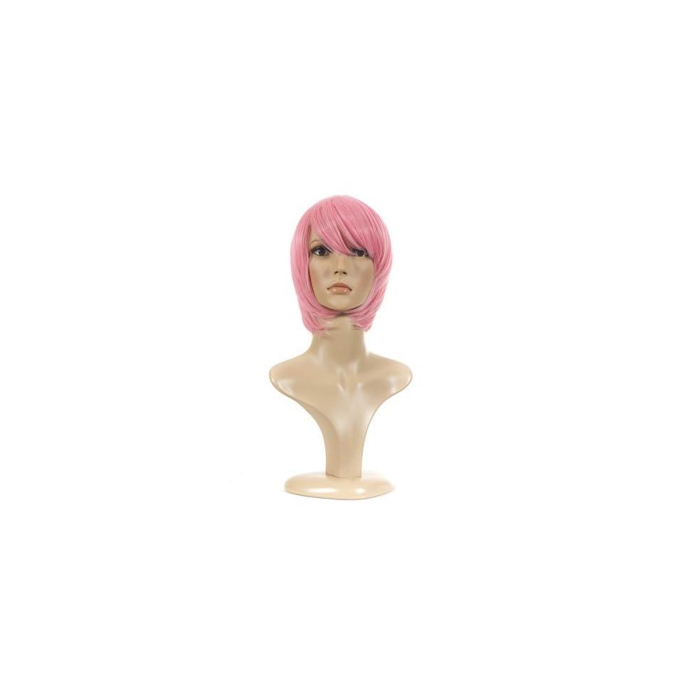 Pink Bob Wig  Fly Nicki Minaj Pink Hairstyle wig  Cosplay wigs