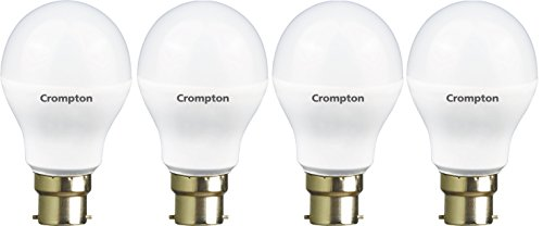 Crompton-5WDF-B22-5-Watt-LED-Lamp-(Cool-Day-Light,-Pack-of-4)