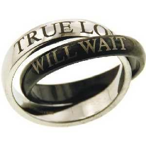 true love waits ring promise ring
