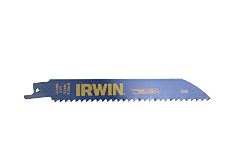 10504150 Sabre Saw Blades Wood Cutting (pack Of 5) By Irwin