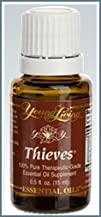Thieves Essential Oil by Young Living Essential Oils  15 ml