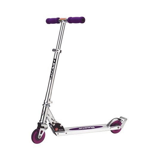 Razor A2 Kick Scooter (Purple) — Cycles for Kids