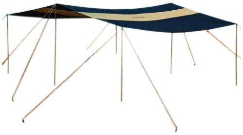 モンベル(mont-bell) タープ ビッグルーフレクタ 430cm ダークフォレスト (ポール別売) 1122294 DKFO