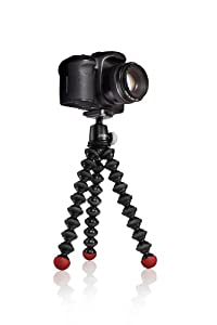 JOBY GP3-BREN GorillaPod SLR-Zoom GP3+BH Flexible Camera Tripod with Ballhead for SLR Cameras (Red)