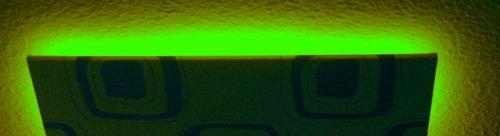 LED Deko-Lichtleistenmodul 12V DC, grün, mit 30 LEDs