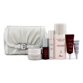 Capture Totale Travel Set: Lotion + Creme + Serum