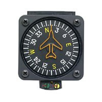 PAI-700/14 Vertical Card Compass from Precision Aviation