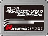 PhotoFastの1.8インチ新型SSDは韓国の「eastwho」社製新型コントローラーです!