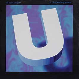 U-The Feeling Mixes [Single-CD]