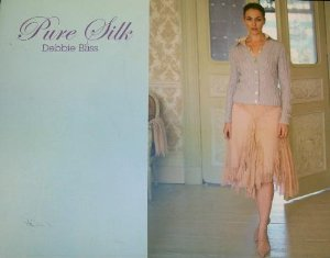 Image for PURE SILK. KNITTING