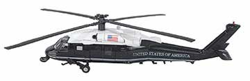Marine One VH-60N White Hawk