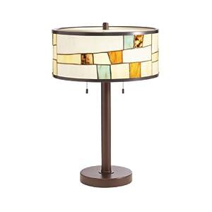 best buy kichler lighting 61044 2 light mihaela table lamp shadow. Black Bedroom Furniture Sets. Home Design Ideas
