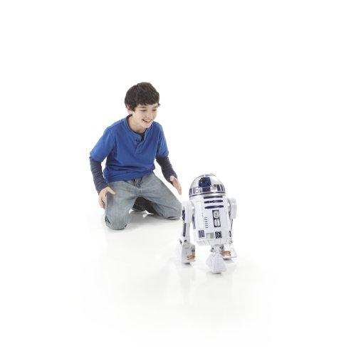 Star Wars Interactive 互动式 R2D2 机器人美国亚马逊