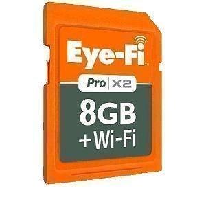 【Amazonの商品情報へ】Eye-Fi Pro X2 8GB EFJ-PR-8G