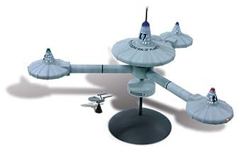 Round 2 AMT Star Trek K-7 Space Station