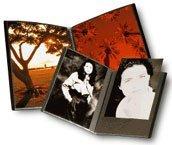 Itoya Art Portfolio 8-10 Inches Storage Display Book, 24 Sleeves for 48 Views