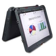 Saunders Manufacturing Products - Portable Desktop, 1
