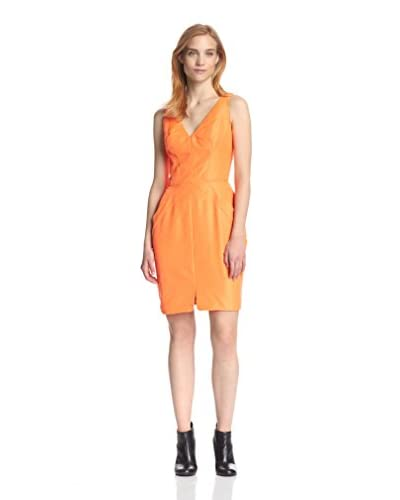 Yoana Baraschi Women's Modern Neon Angle Dress