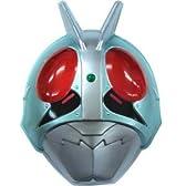 お面 仮面ライダー1号(1枚)/ コスプレ 仮装 コスプレ道具 覆面 マスク 仮面 祭