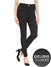Twiggy for M&S Collection Wide Waistband Jeggings