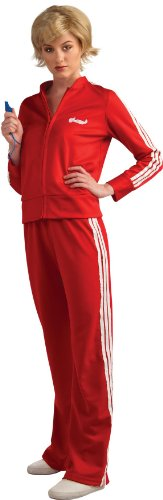 Rubie's Costume Co - Glee - Sue Sylvester Track Suit Teen Costume