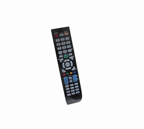 Universal Replacement Remote Control Fit For Samsung Ln40A630M1F Hl61A650 Le32B460B2Wxxc Plasma Lcd Led Hdtv Tv