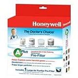 Honeywell Premium Odor-Reducing Air Purifier Replacement Pre-Filter, HRF-APP1 / Filter (A)