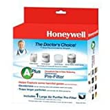 Honeywell Premium Odor-Reducing Air Purifier Replacement Pre-Filter, HRF-APP1 / Filter (A)