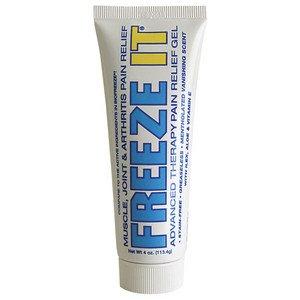 Freeze-it Pain Reliefcontinuous Spray, 4 Oz