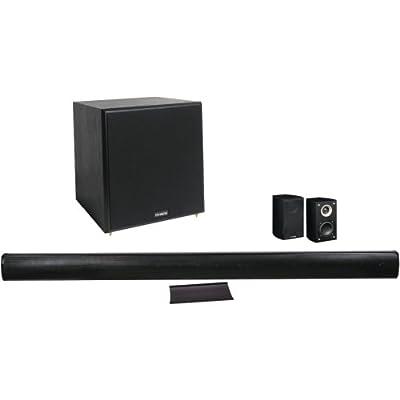 Pinnacle Speakers Bar None Sys 50-510 Audiophile Speaker Bar