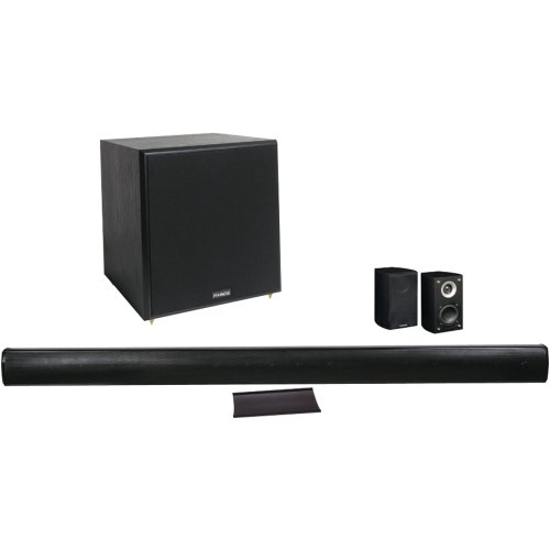 Pinnacle Speakers Bar None Sys 50-510 Audiophile Speaker Bar