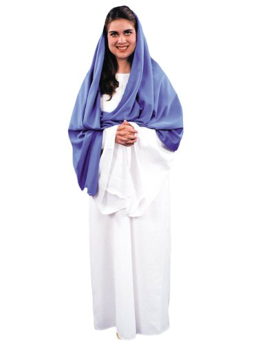 Virgin Mary Costume theater Production Costume Christmas Pagent Religious Costum