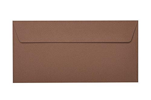 je-25-din-lang-briefumschlage-mit-haftstreifen-ohne-fenster-11x22-cm-haselnuss