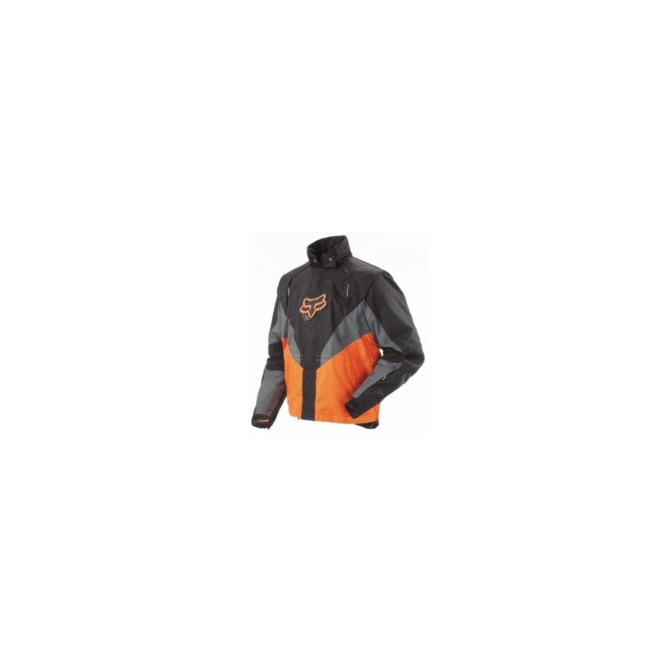 Fox Racing 360 Jacket   2008   2X Large/Orange