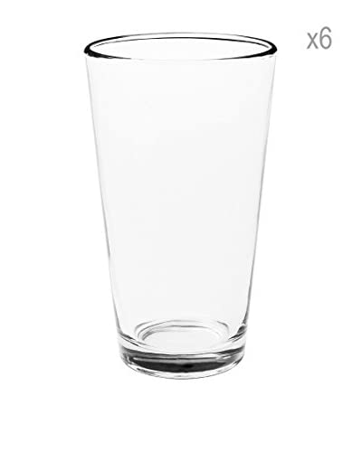 Darna Home Set De 6 Vasos De Cristal