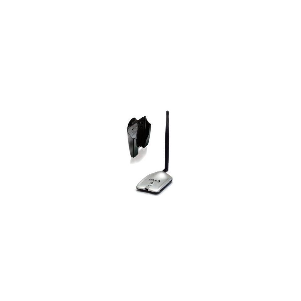 LUXURY High Power Adapter ALFA AWUS036H 802.11b/g USB Wireless WiFi network Adapter +8dBi Antenna NEW1+2dBi Antenna