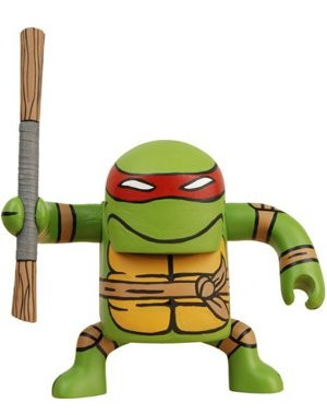Picture of NECA Teenage Mutant Ninja Turtles Stylized Figure BATSU Donatello (B002XOFY2U) (TNMT Action Figures)