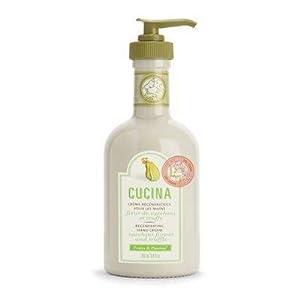 Cucina Regenerating Hand Cream - Zucchini Flower and Truffle