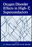 img - for Oxygen Disorder Effects in High-Tc Superconductors (NATO Asi Ser.B: Physics; 205) book / textbook / text book
