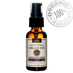 Pure Cold Pressed Organic Argan Oil from Antho Organic