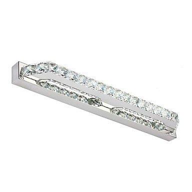 14w 56cm cristal linšŠaire conduit ac de salle de bain de lumiššre miroir lampes