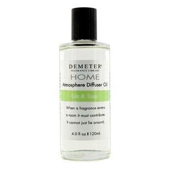 Demeter Atmosphere Diffuser Oil - Gin & Tonic- 120ml/4oz